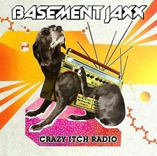 Crazy Itch Radio [Slipcase] by Basement Jaxx (CD, Sep-2006, XL)