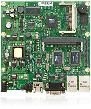 Mikrotik RouterBoard RB532A (3 LAN, 2 MiniPCI) RouterOS Level 4 L4 (AP)