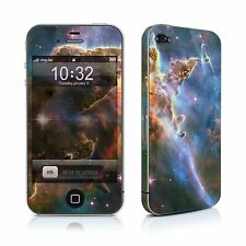 Nebula Stars Skin Vinyl Sticker For iPhone 4 & 4S Full Phone Wrap With Sides