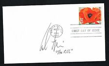 Carl Djerassi signed autograph First Day Cover Developed The Contraceptive Pill