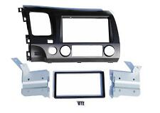 Aftermarket Double Din Radio Stereo Installation Panel Frame Navigation Dash Kit