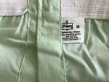 Vintage Kmart Boxer Shorts 40 USA Green Underwear Unworn NWOT rare new