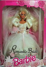 Romantic Bride Blonde Barbie 1992, MIB NRFB - 01861