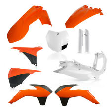 Acerbis full plastic kit - KTM 125-450 SX/SXF/XC/XCF 2013-2014 _2449585226