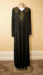 NEW Ladies Womens Regular Abaya/Jilbab/Maxi/Dress,length 52,54,56,58 ,60