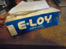 e-loy V2201 Engine Exhaust Valve 2 each not sealed power!(Fits: Lynx)