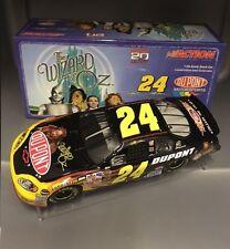 NASCAR JEFF GORDON # 24 WIZARD OF OZ  1:24 DIECAST CAR