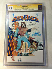 STAR REACH #4 CGC 9.6 SIGNATURE SERIES top graded, 1 OF 1, 1976 STARBUCK CHAYKIN