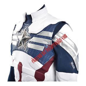 Sam Wilson Captain America custom Suit (Falcon suit) All Sizes Available