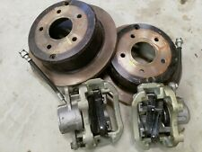 Holden Commodore VT, VX, VY, VZ rear brake calipers and rotors genuine
