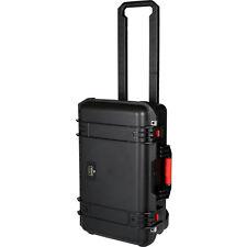 Novo Dura 400 Hard Rolling ABS Waterproof Case wheels flight camera - EX DEMO