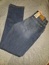 4f8c6318 LEVIS 529 CURVY SKINNY Mid Rise Jeans - Women's Size 6/28 NWT Medium Wash