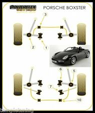 Powerflex Black Series  Bush Kit [10 Bush] For Porsche Boxster 987 05-12