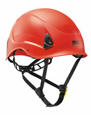 HELMET FOR INDUSTRY CASCO ALVEO BEST RED PETZL