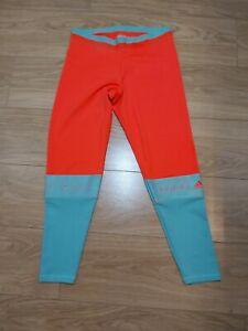 Adidas Stella WOMEN'S LEGGINGS SIZE 12-14/EXCELLENT condition