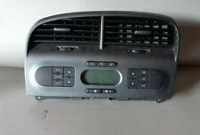 SEAT ALTEA XL, CLIMATE HEATER CONTROL WITH TRIM & AIR VENTS, 5P0907044K