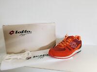 Sneakers Donna Lotto Leggenda Sconto - 40 % Art.S5852 Tokio Shibuyaw Col.Arancio