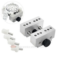 Watch Vise Holder Movement Repair Tool Jewelers Battery Replacement Jewelry