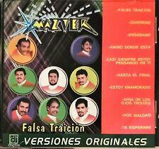 Sonido Mazter CD Falsa Traicion. DISA 2002