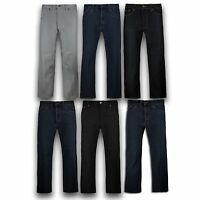 NEW Men Solo Jeans Denim Pants BIG & TALL Comfortable Fit ALL SIZES Classic