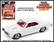 Racing Champions '67 Chevy Chevelle SS 1:64th Scale Car By Auto World 2000 Made