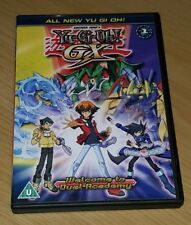 Yu Gi Oh GX Vol.1 ( DVD  ) Manga