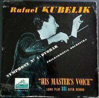 Dvorak - Symphony No. 4, KUBELIK, PHILHARMONIA, HMV ALP 1064 MONO