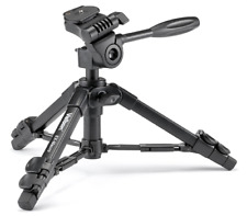 Velbon EX-Macro Tripod with 3-way Pan/Tilt Head