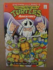 Teenage Mutant Ninja Turtles Adventures #2 VideoMedia Systems Inc ULTRA RARE