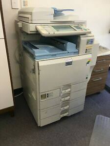 Multifunction Colour RICOH MP C3001 AFICIO Printer