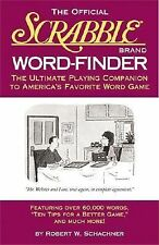 The Official Scrabble Brand Word-Finder: The Ultimate Playing Companion to Ameri