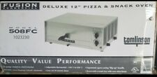 Fusion Commerce Commercial Cooking Appliance 12 Pizza Biaggi Bake Oven 120v