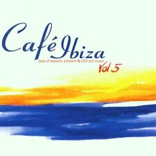 CAFE IBIZA 5 = Cantoma/I:Cube/Aim/Bliss/Lucia...=2CD=  DOWNTEMPO AMBIENT CHILL!!