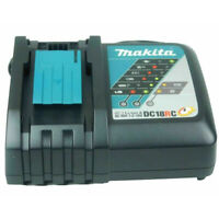 Makita DC18RC 18V LXT Lithium-Ion Rapid Tool Battery Charger XJ