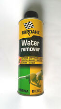 BARDAHL WATER REMOVER - Additivo Elimina Acqua Nel Carburante 300ml