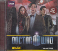 Doctor Who Blackout Oli Smith CD Audio Book FASTPOST