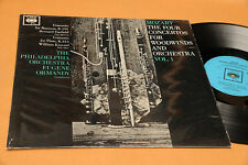 MOZART ORMANDY LP CLARINET BASSON CONCERT TOP CLASSICA EX UK LAMINATED COVER
