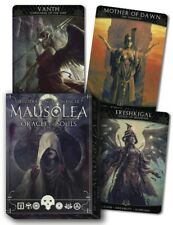 Mausolea: Oracle Of Souls Realm of the Dead Tarot Kit Card Deck Cards Boxed Set