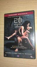 DVD EX-NOLEGGIO - 20 NIGHTS
