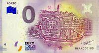 BILLET 0  EURO PORTO  PORTUGAL 2018  NUMERO 100