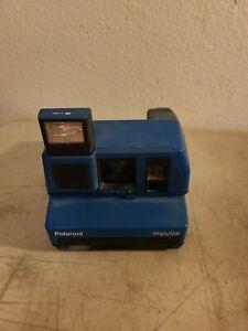 Polaroid Impulse Flash Camera uses 600 Instant Film