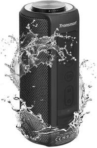 40W bluetooth Speaker Tronsmart Element T6 Plus Waterproof Boombox Power Bank US
