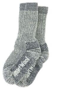 Smartwool 272434 Women Gray Trekking Crew Socks Size Small