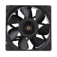 6000RPM Cooling Fan Replacement 4-pin For Antminer Bitmain S3, S5 S5+ S7 S9