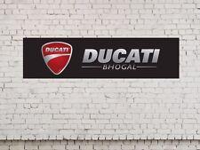 DUCATI logo workshop, garage, office or showroom pvc banner