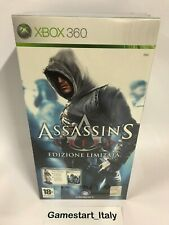 ASSASSIN'S CREED LIMITED COLLECTOR'S EDITION XBOX 360 - NUOVA SIGILLATA NEW PAL
