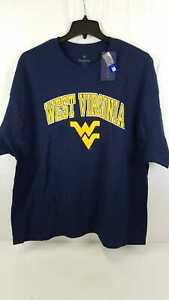 Fanatics Men's NCAA West Virginia WV Shirt Size 3XL