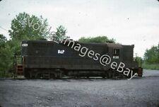 1988 B&P 626 GP9 Locomotive Rochester NY Kodachrome Slide