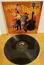 Chet Atkins' Teensville  Vinyl LP  RCA Victor LPM-2161  1960  Original  MONO