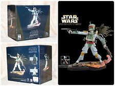 STAR WARS - Gentle Giant - Statue Boba FETT Animated - NEUVE